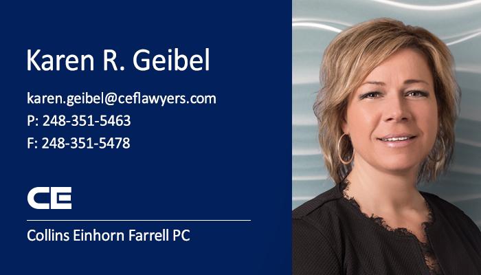 Attorney Karen R. Geibel